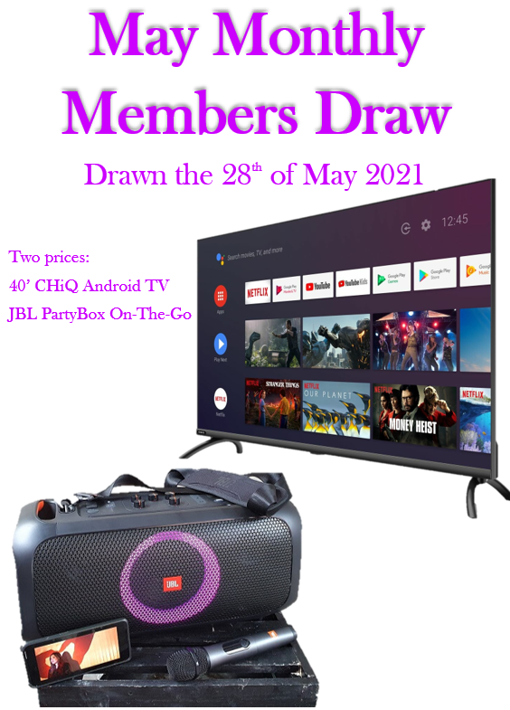 may monthly members