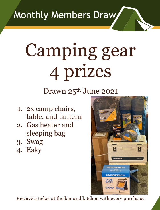 june 2021 monthly member prize