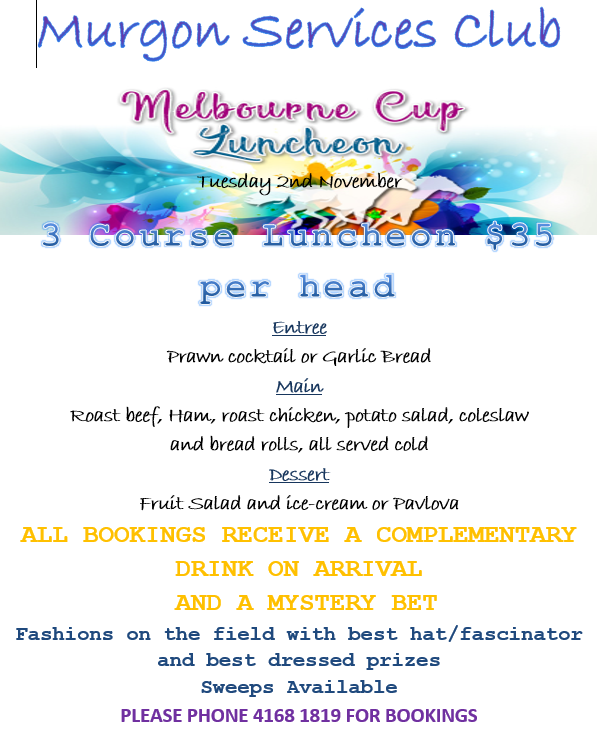 melbourn cup2021